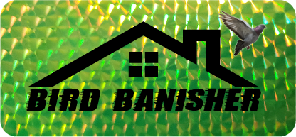 wildlife pest control products - the bird banisher