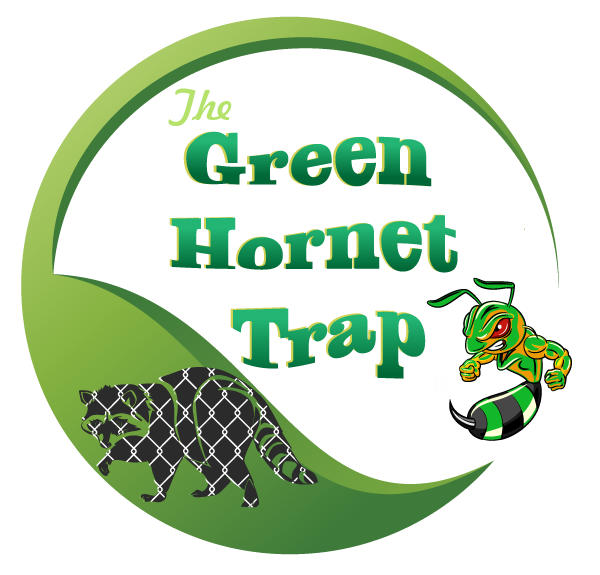 The Green Hornet Trap Logo Graphic