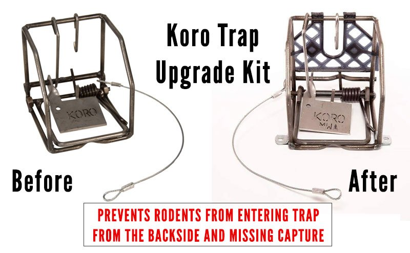Koro Trap Upgrade Kit made by Viking Product Supply